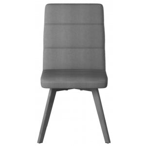 Alphason Furniture Athens Taupe Fabric Dining Chair