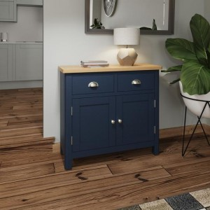 Wittenham Blue Painted Furniture Standard Sideboard