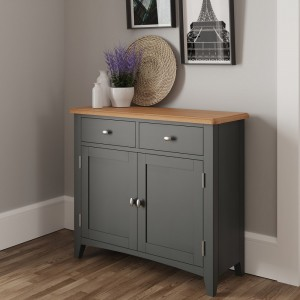 Galaxy Grey Painted Furniture Sideboard
