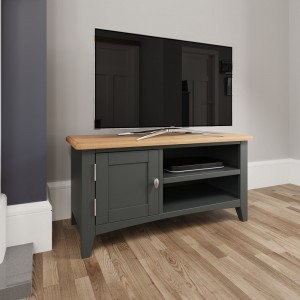 Galaxy Grey Painted Furniture TV Unit