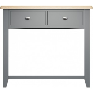 Galaxy Grey Painted Furniture Console Table