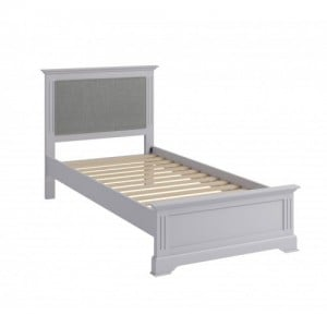 Grosvenor Grey Painted Furniture Single 3ft Bed