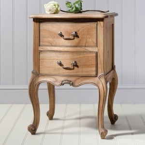 Hammersmith Furniture Bedside Table Weathered