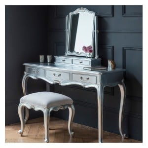 Hammersmith Furniture  Sliver Painted Dressing Table