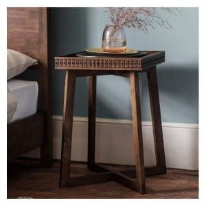 Bournemouth Furniture Bedside  Bedside Table Chest Display Unit