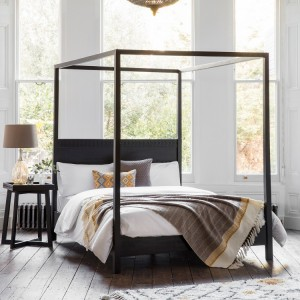 Bournemouth Furniture 4 Poster 5ft King Size Bed Display Unit