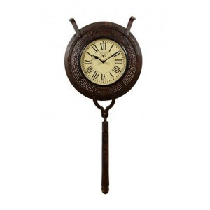 Upcycled Collection Recycled Jara Clock