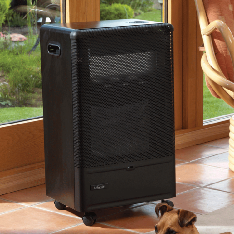 Lifestyle Outdoor Living Black Cat Catalytic Cabinet Heater