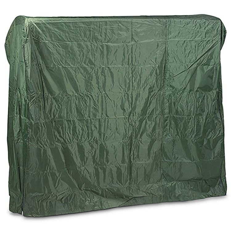 Royalcraft Garden Heavy Duty Oxford Polyester Cover For 3 Seat Swing in Green