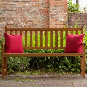 Royalcraft Garden Furniture Wooden St Andrew 3 Seater Folding Bench