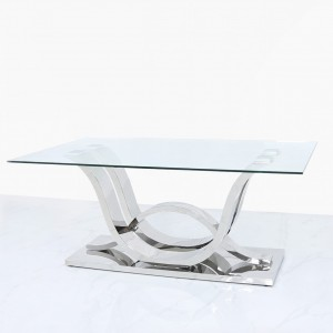Quintrell Glass Furniture 180cm Dining Table