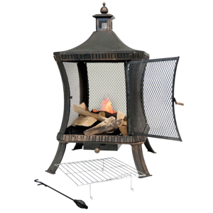 Lifestyle Garden Furniture Hestia Firepit