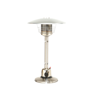 Lifestyle Appliances Sirocco 4Kw Stainless Steel Table Top Patio Heater