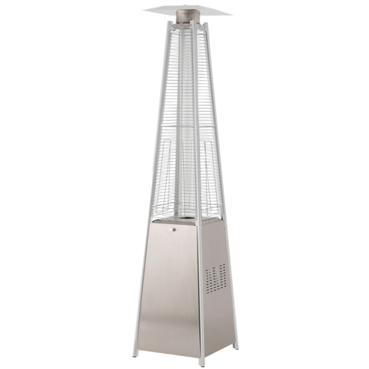 Lifestyle Appliances Tahiti Flame13kw Stainless Steel  Patio Heater