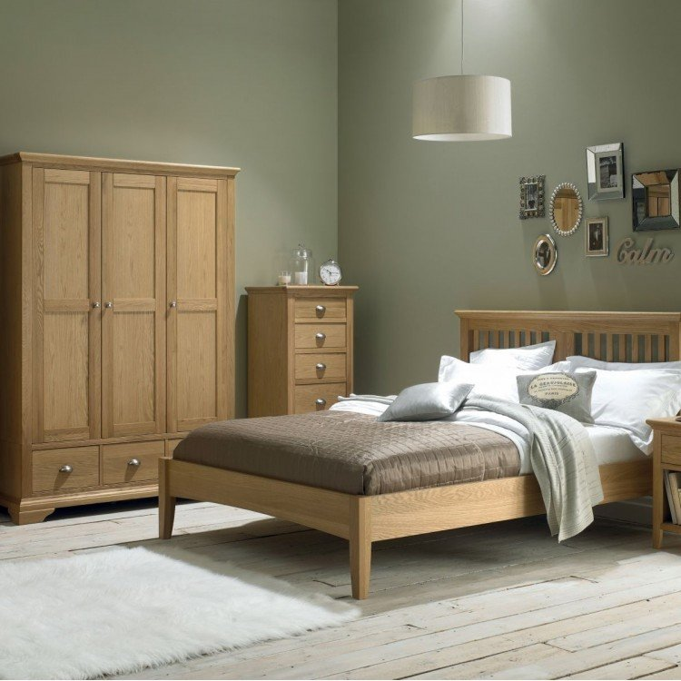 Bentley Designs Hampstead Oak Furniture