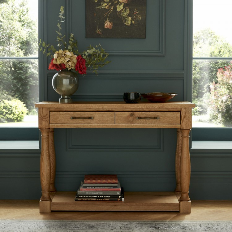 Bentley Designs Westbury Rustic Oak Collection