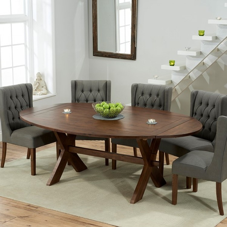 Avignon Dark Oak Range