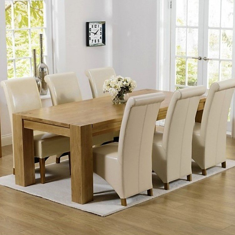 Tampa Oak Furniture Range