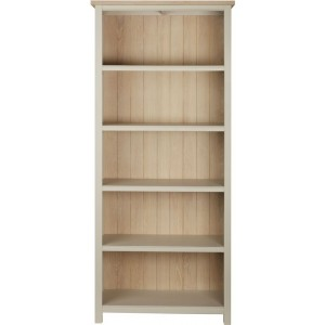 Corndell Furniture Woodstock Painted Bookcase