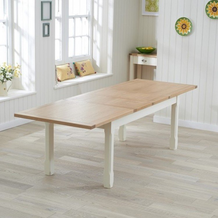 Large & Extra Large Painted Dining Tables