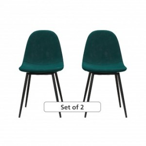 Carmarthen Furniture Upholstered Dining Chairs (Pair)