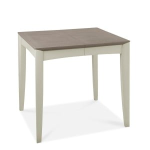 Bentley Designs Bergen Grey Painted 2-4 Seater Extension Dining Table