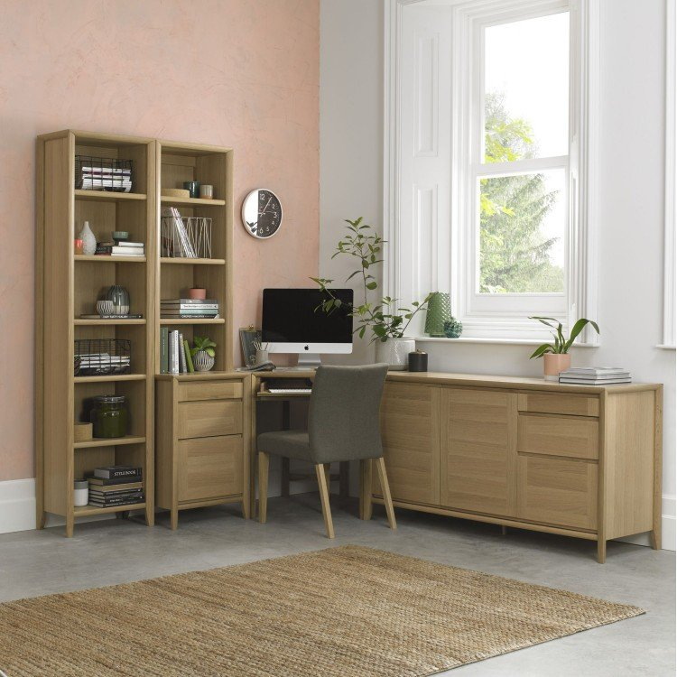 Bentley Designs Bergen Oak Furniture