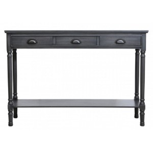 Kavanagh Grey Painted Large Console Table