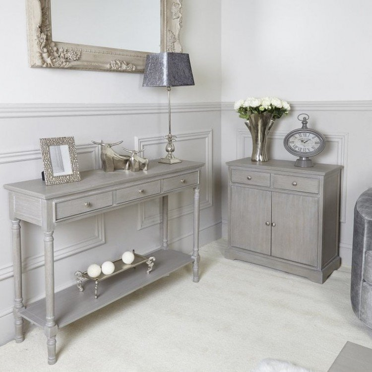 Kavanagh Taupe Painted Furniture Collection