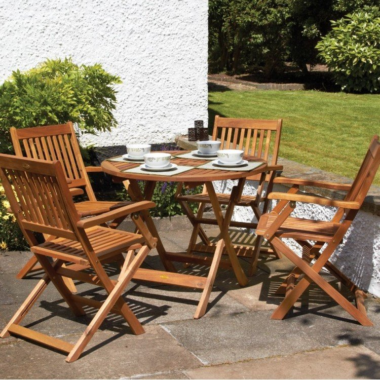 Wooden 4 Seater Dining Sets