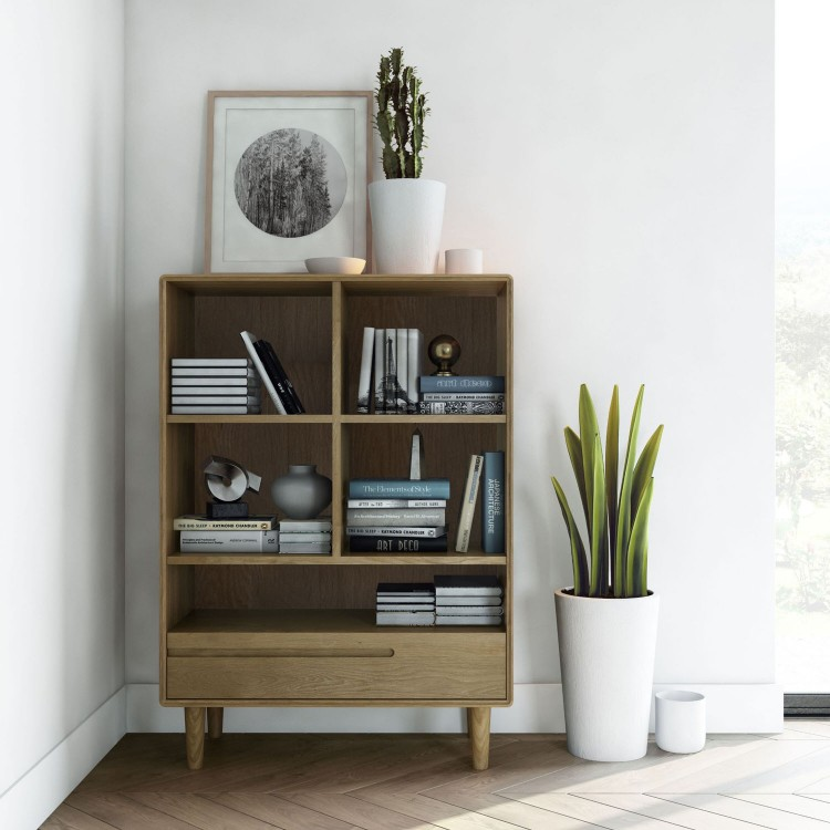 Scandic Oak Furniture Collection