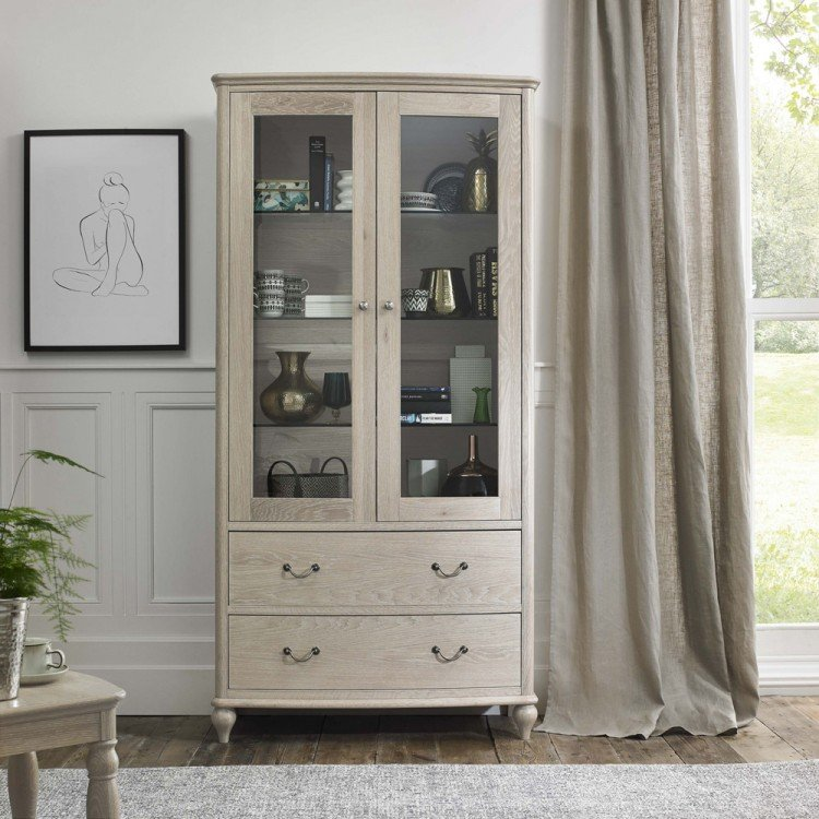 Sophisticated Chalk Oak Dining