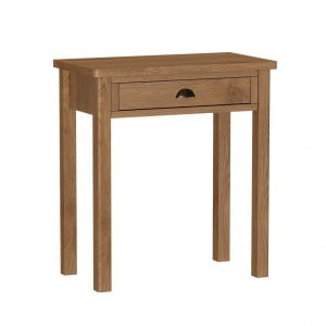 Buxton Rustic Oak Furniture Dressing Table
