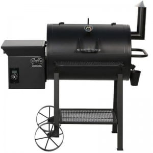 Lifestyle Big Horn Pellet Grill BBQ Smoker