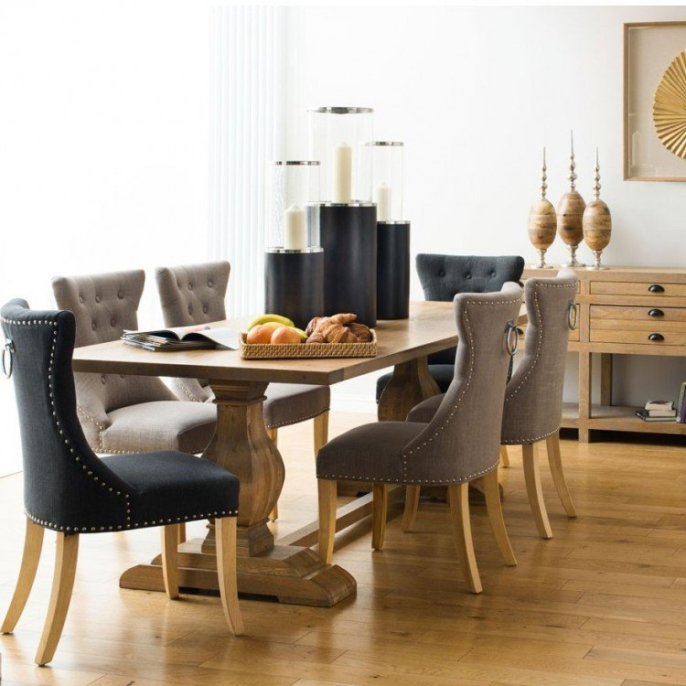 Premier Lyon Oak Furniture Range