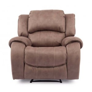 Vida Living Darwin Biscuit 1 Seater Electric Recliner Armchair