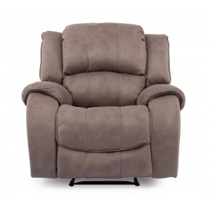 Vida Living Darwin Smoke 1 Seater Recliner Armchair
