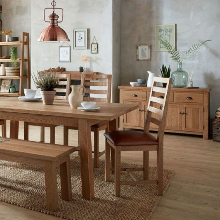 Alpha Oak Furniture Range