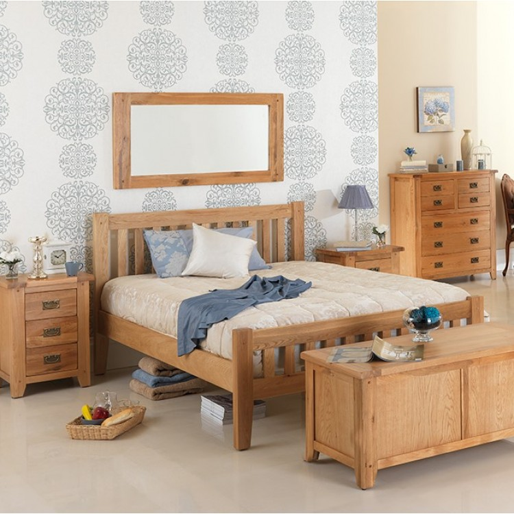 Coleshill Oak Furniture Range