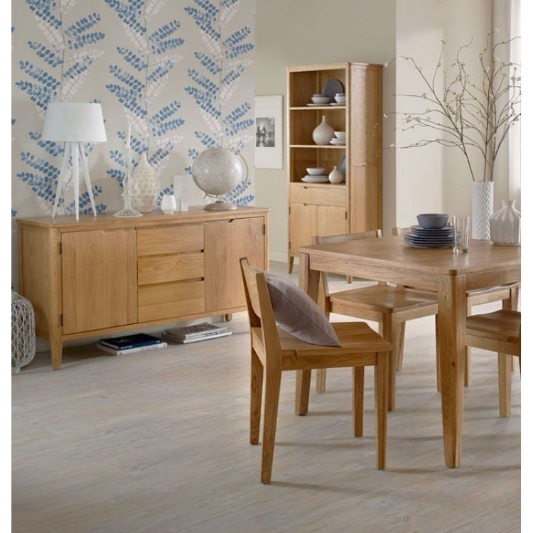 Greenwich Oak Furniture Range