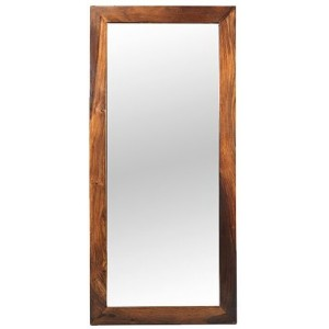 Mumbai Sheesham Indian Furniture Tall Mirror