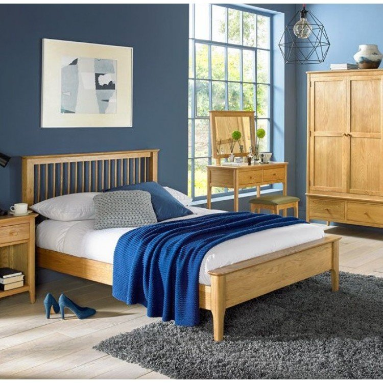 Visby Oak Furniture Range