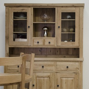 Deluxe Oak Furniture Large Sideboard Top