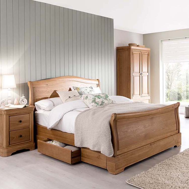 Vida Living Carmen Oak Furniture