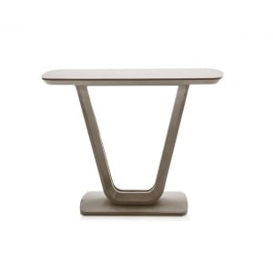 Vida Living Lazzaro Furniture Cappuccino Console Table