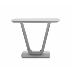 Vida Living Lazzaro Furniture Light Grey Console Table