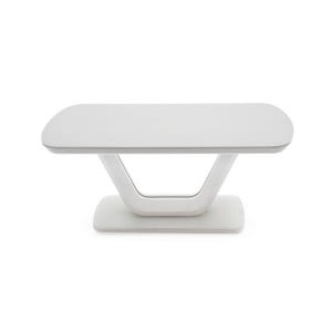 Vida Living Lazzaro Furniture White Gloss Coffee Table