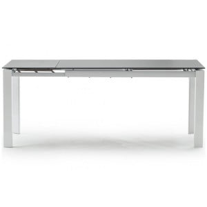 Vida Living Mobo Grey Extending Dining Table