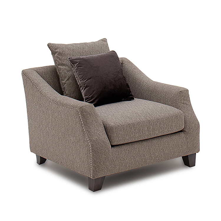 Vida Living Imogen Grey Upholstered Furniture