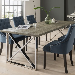 Vida Living Tephra 140cm Dining Table